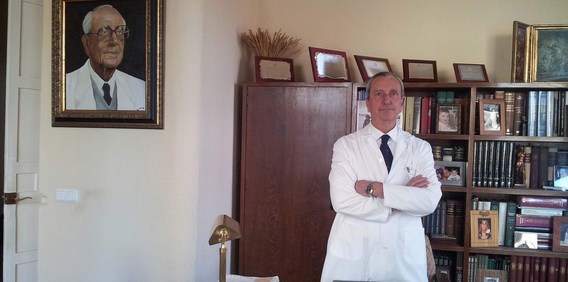 Consulta Dr. Franquelo
